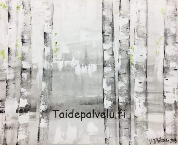 Virpi Mäkinen Usvaa