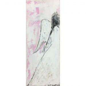 Virpi Mäkinen Vaaleanpunainen enkeli