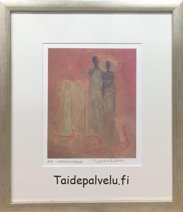 Juhani Palmu Ihmissuhde
