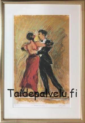 Olli Joki Tanssiinkutsu