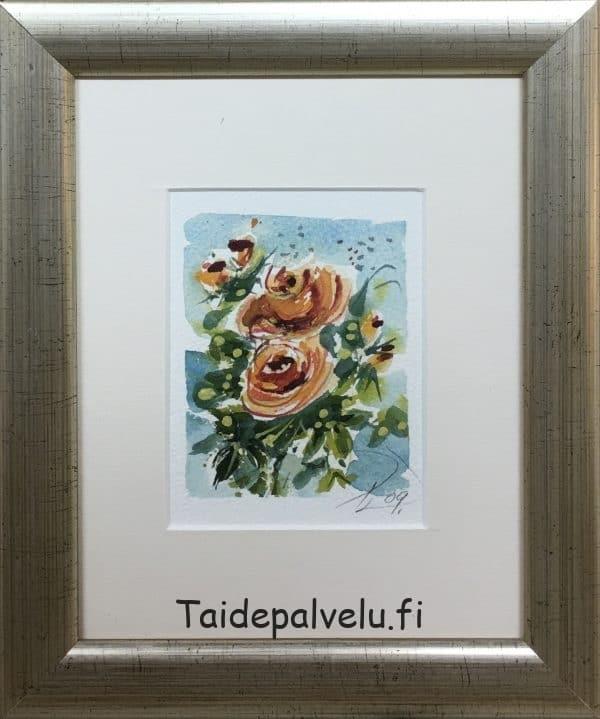 Paula Viitanen Kukkia