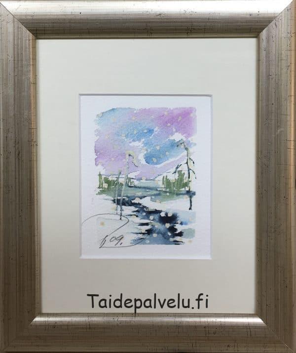 Paula Viitanen Talvipäivä