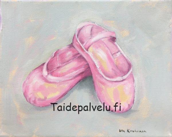 Ulla Kauhanen Pikku ballerina