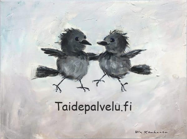 Ulla Kauhanen Tanssii tähtien kanssa