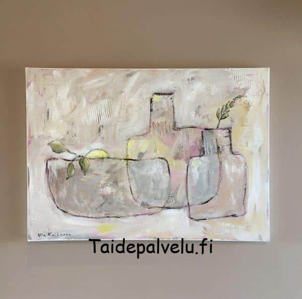 Ulla Kauhanen Boho sarjasta: Sitruuna kuva2