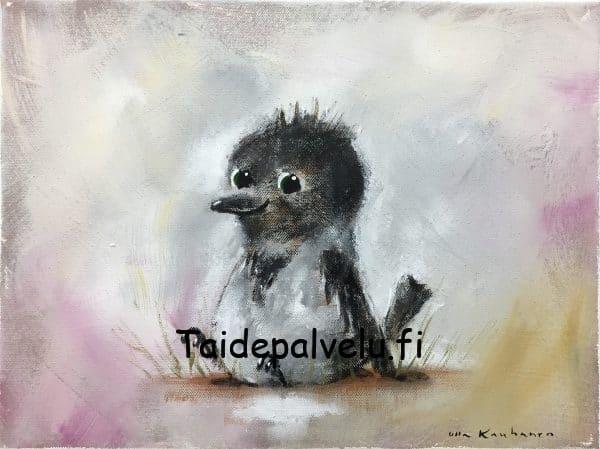 Ulla Kauhanen Hupsista