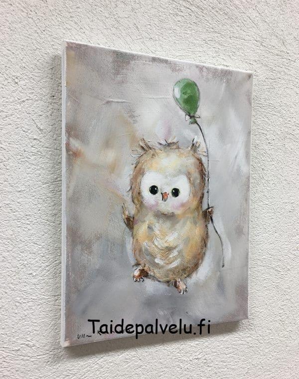 Ulla Kauhanen Ilmapallo kuva2
