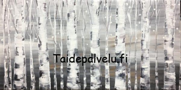 Ulla Kauhanen Koivikkoa