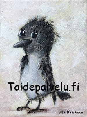 Ulla Kauhanen Lady