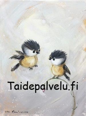Ulla Kauhanen Love birds