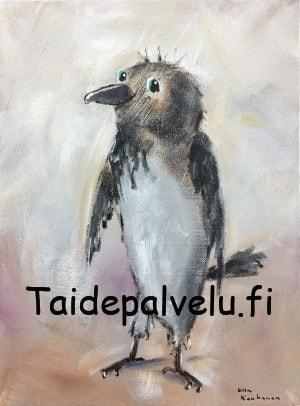 Ulla Kauhanen Rantakunnossa