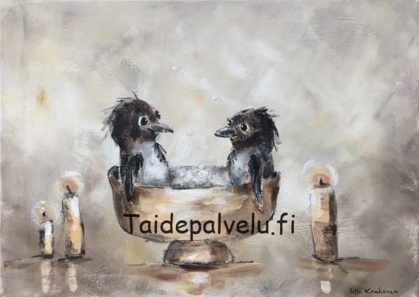 Ulla Kauhanen Romantiikkaa