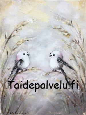 Ulla Kauhanen Silmäpeliä
