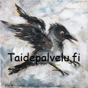 Ulla Kauhanen Täältä tullaan