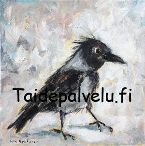 Ulla Kauhanen Utelias