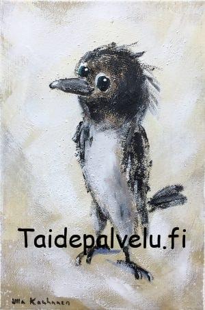 Ulla Kauhanen Vatsa sisään