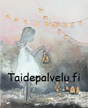 Virpi Mäkinen Elokuun tyttö