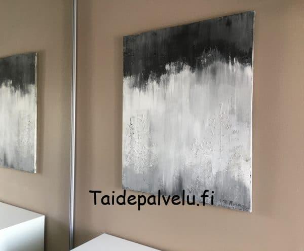 Virpi Mäkinen Kuuset kuva 1