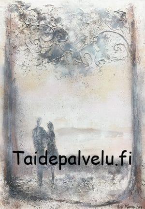 Virpi Mäkinen Samaa tietä
