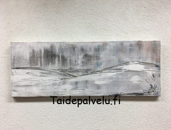 Virpi Mäkinen Tunturi kuva 1
