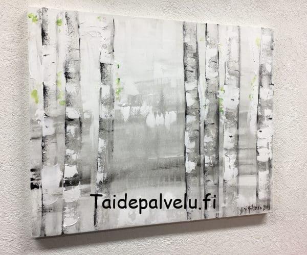 Virpi Mäkinen Usvaa kuva 1