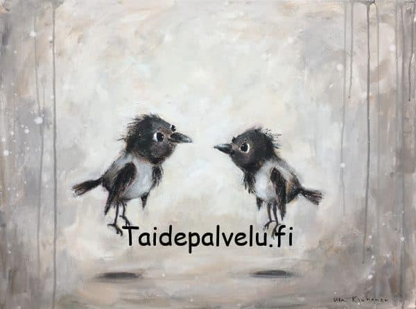 """Ulla Kauhanen """"Hetki jolloin maailma pysähtyi"""""""