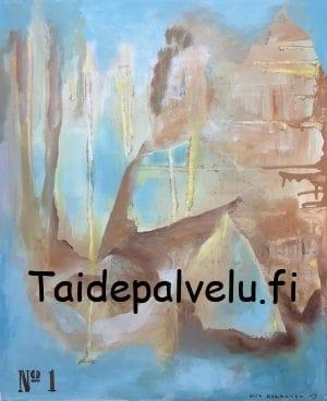 Ulla Kauhanen Nro 1