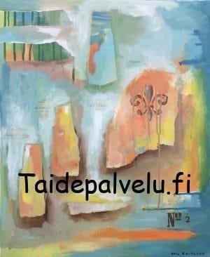 Ulla Kauhanen Nro 2