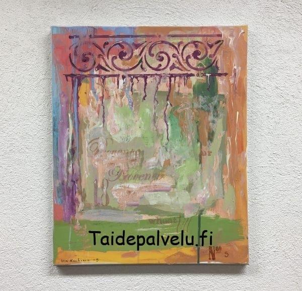 Ulla Kauhanen Nro 5 kuva1