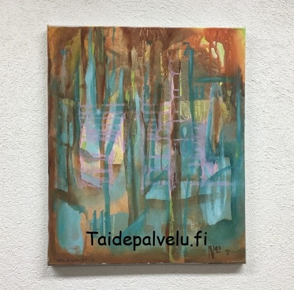 Ulla Kauhanen Nro 7 kuva1