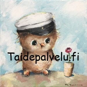 """Ulla Kauhanen """"Onnen päivä"""""""