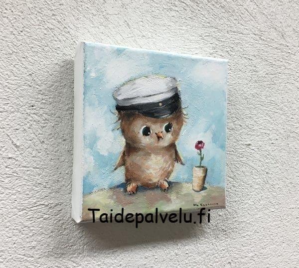 """Ulla Kauhanen """"Onnen päivä"""" kuva2"""