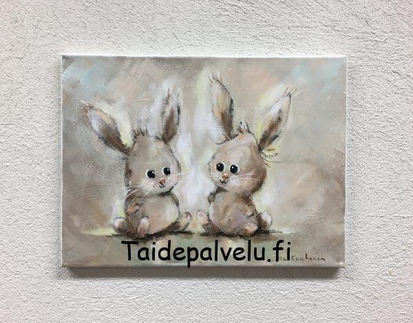 """Ulla Kauhanen """"Pehmoillaan"""" kuva1"""