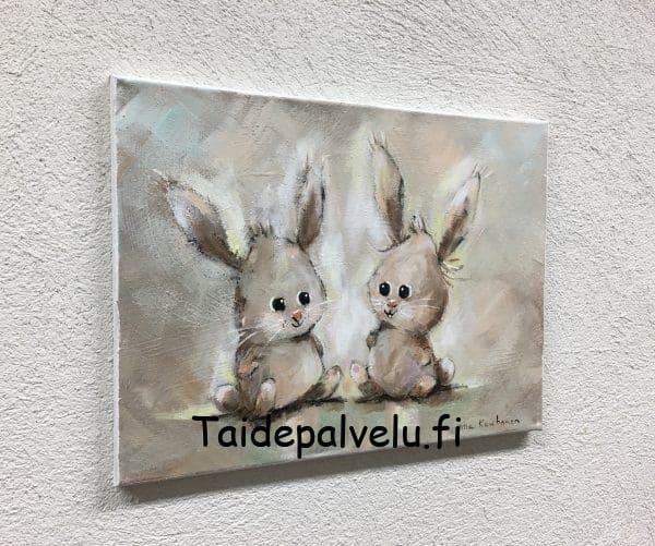 """Ulla Kauhanen """"Pehmoillaan"""" kuva2"""