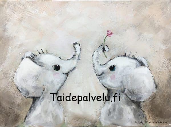 """Ulla Kauhanen """"Ruusunnuppu"""""""