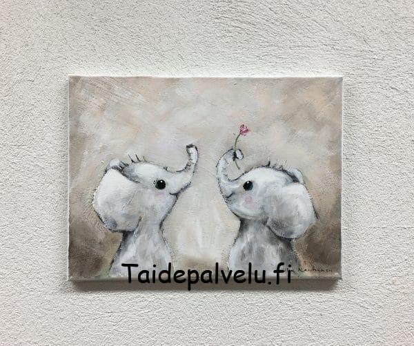 """Ulla Kauhanen """"Ruusunnuppu"""" kuva1"""