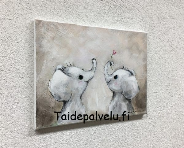 """Ulla Kauhanen """"Ruusunnuppu"""" kuva2"""