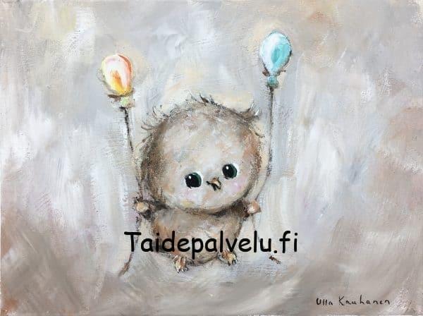 """Ulla Kauhanen """"Tasapainossa"""""""