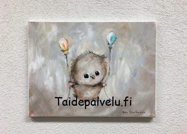 """Ulla Kauhanen """"Tasapainossa"""" kuva1"""