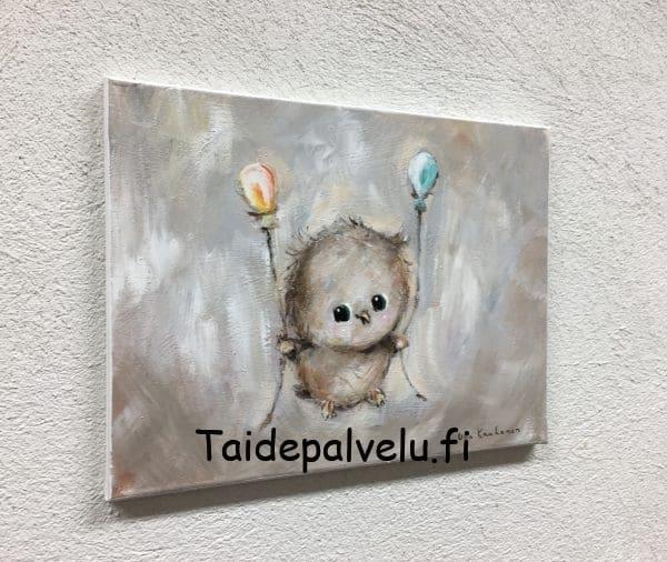 """Ulla Kauhanen """"Tasapainossa"""" kuva2"""