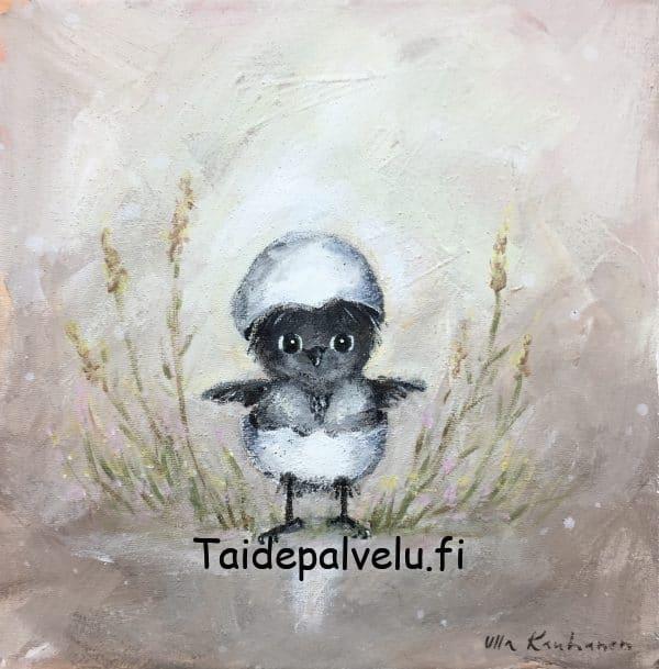 Ulla Kauhanen Kinder yllätys