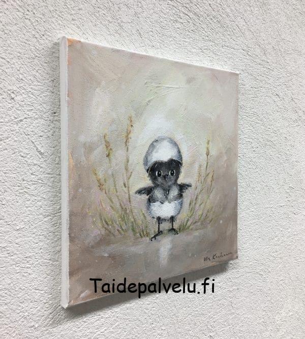 Ulla Kauhanen Kinder yllätys Kuva1