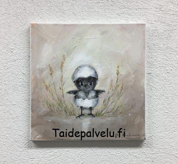 Ulla Kauhanen Kinder yllätys Kuva2
