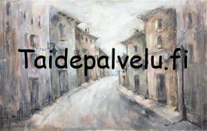 Ulla Kauhanen Kuja sarjasta: Lovely day