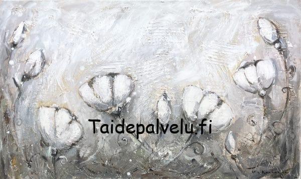 Ulla Kauhanen Sarjasta: Valkoiset kukat
