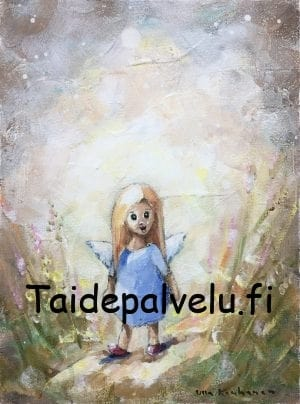 Ulla Kauhanen Taipaleella