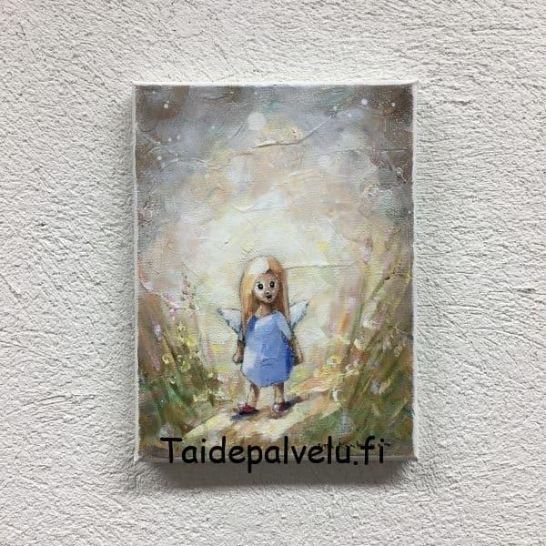 Ulla Kauhanen Taipaleella Kuva1