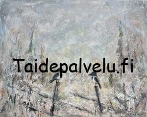 Ulla Kauhanen Telepatiaa