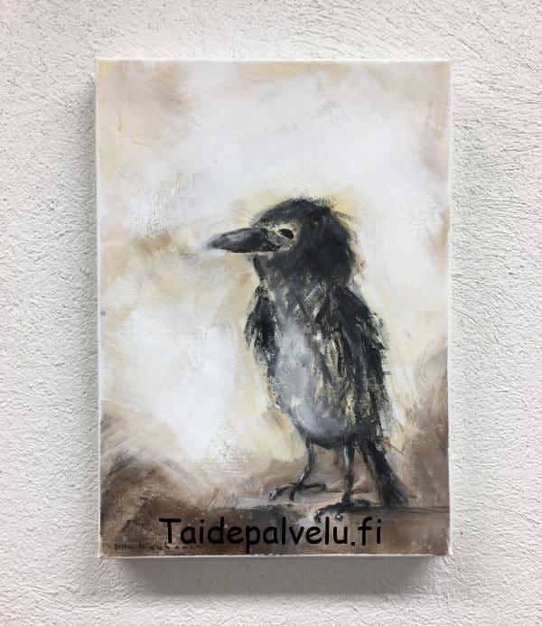 """Ulla Kauhanen """"Aamuauringossa"""" Kuva1"""