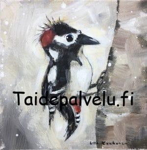 """Ulla Kauhanen """"Aikainen lintu"""""""